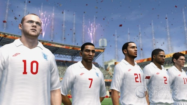 2010 FIFA World Cup Screenshot #12 for Xbox 360