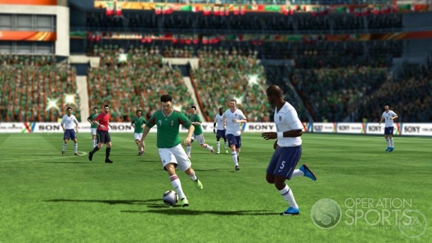 2010 FIFA World Cup Screenshot #14 for Xbox 360
