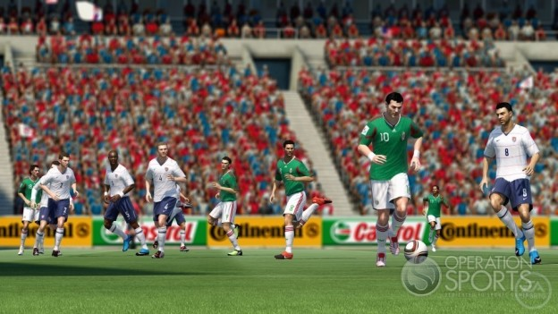 2010 FIFA World Cup Screenshot #15 for Xbox 360