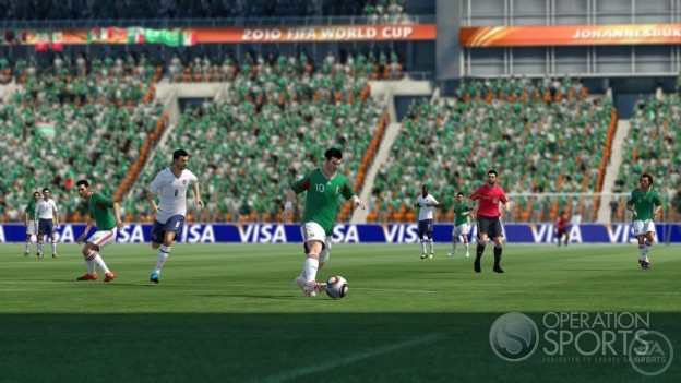 2010 FIFA World Cup Screenshot #16 for Xbox 360