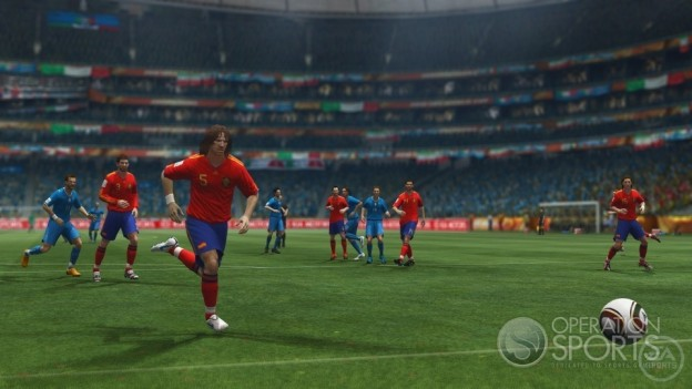 2010 FIFA World Cup Screenshot #18 for Xbox 360