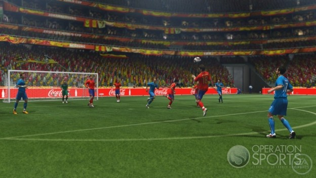 2010 FIFA World Cup Screenshot #19 for Xbox 360