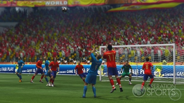 2010 FIFA World Cup Screenshot #20 for Xbox 360