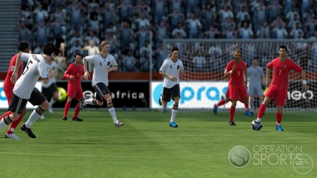 2010 FIFA World Cup Screenshot #21 for Xbox 360