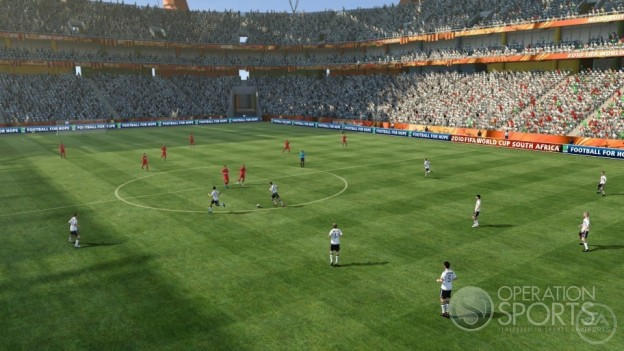 2010 FIFA World Cup Screenshot #23 for Xbox 360
