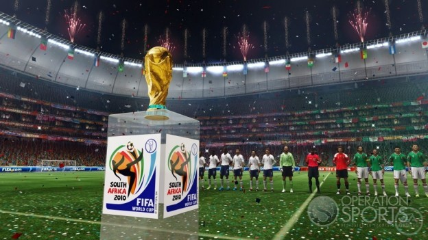 2010 FIFA World Cup Screenshot #24 for Xbox 360