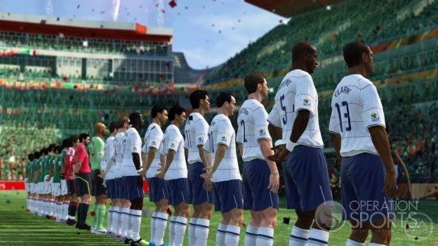 2010 FIFA World Cup Screenshot #25 for Xbox 360