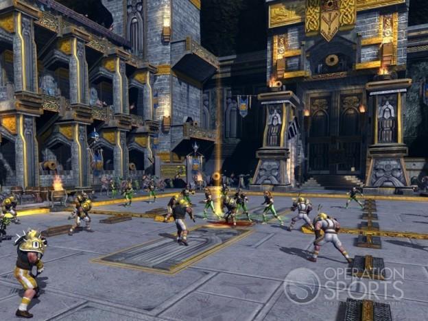 Blood Bowl Screenshot #1 for Xbox 360