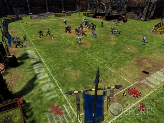 Blood Bowl Screenshot #2 for Xbox 360