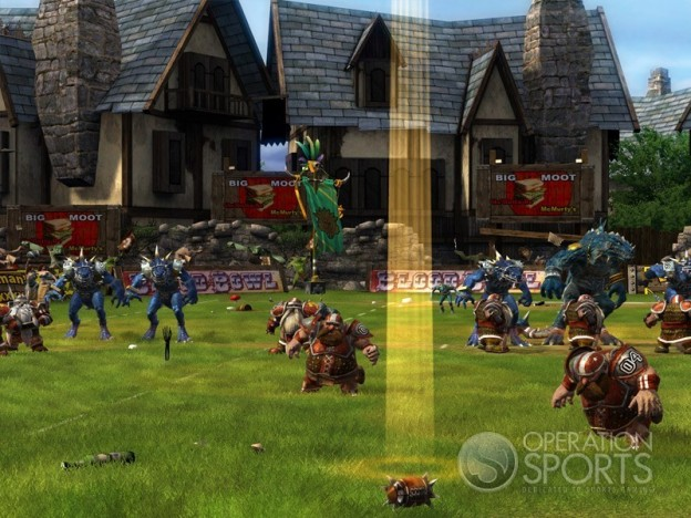 Blood Bowl Screenshot #3 for Xbox 360