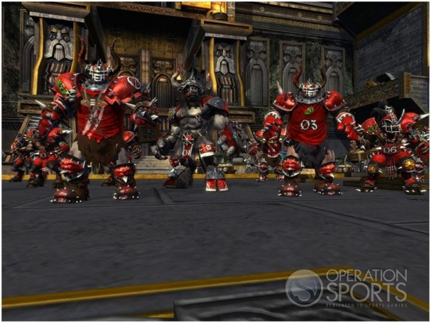 Blood Bowl Screenshot #4 for Xbox 360