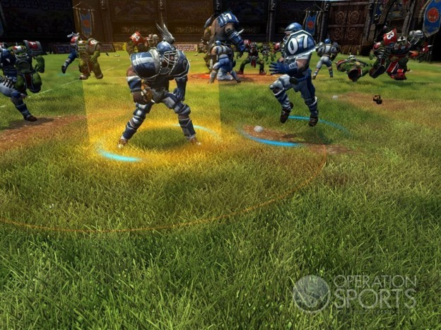 Blood Bowl Screenshot #6 for Xbox 360