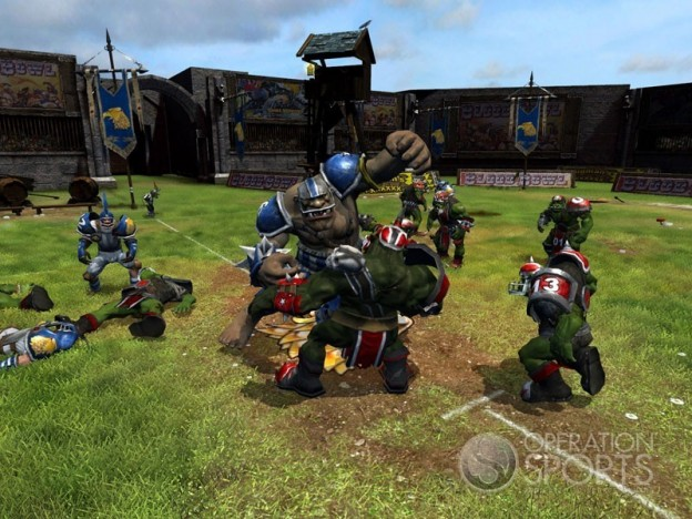 Blood Bowl Screenshot #7 for Xbox 360