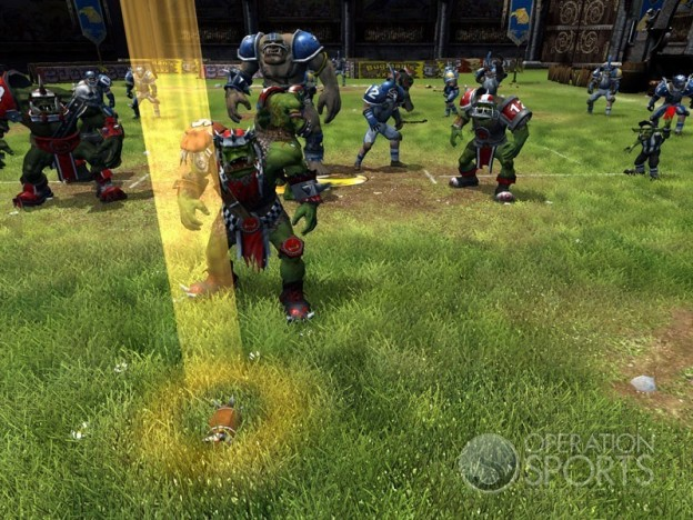 Blood Bowl Screenshot #8 for Xbox 360