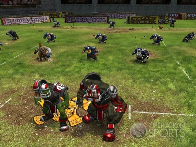 Blood Bowl Screenshot #9 for Xbox 360