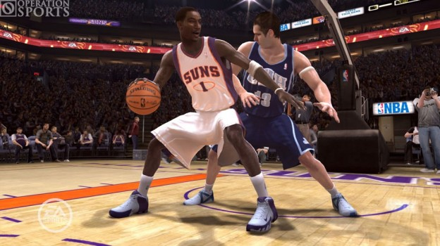 NBA Live 08 Screenshot #2 for Xbox 360