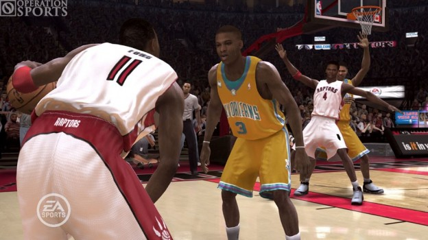 NBA Live 08 Screenshot #3 for Xbox 360