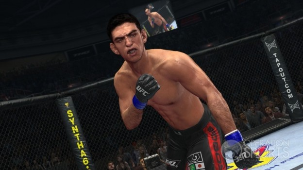 UFC Undisputed 2010 Screenshot #5 for Xbox 360