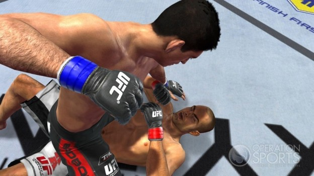 UFC Undisputed 2010 Screenshot #7 for Xbox 360