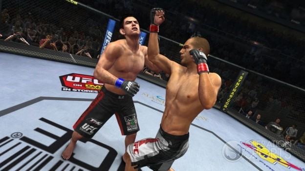 UFC Undisputed 2010 Screenshot #8 for Xbox 360