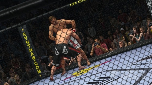 UFC Undisputed 2010 Screenshot #10 for Xbox 360
