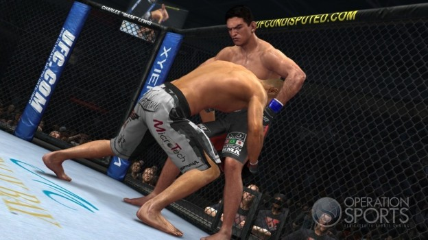 UFC Undisputed 2010 Screenshot #11 for Xbox 360
