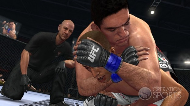 UFC Undisputed 2010 Screenshot #12 for Xbox 360