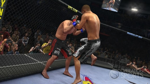 UFC Undisputed 2010 Screenshot #13 for Xbox 360