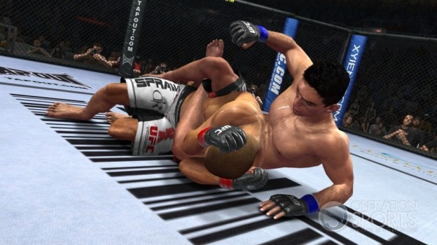 UFC Undisputed 2010 Screenshot #15 for Xbox 360