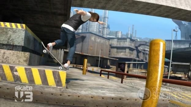 Skate 3 Screenshot #8 for Xbox 360