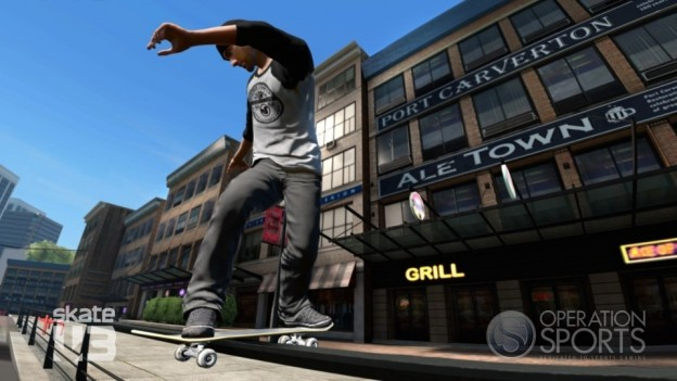 Skate 3 Screenshot #10 for Xbox 360