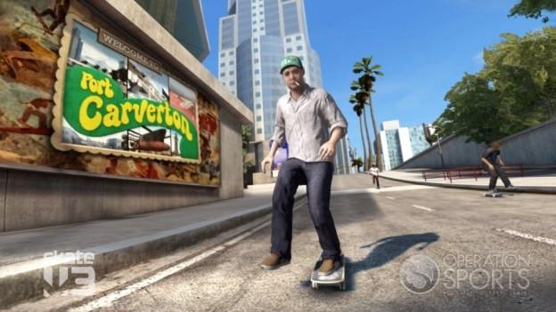 Skate 3 Screenshot #11 for Xbox 360