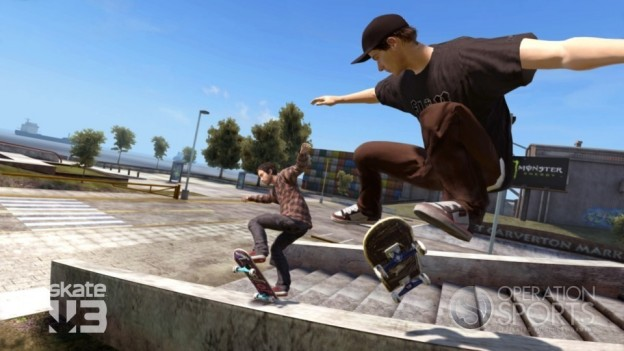 Skate 3 Screenshot #13 for Xbox 360