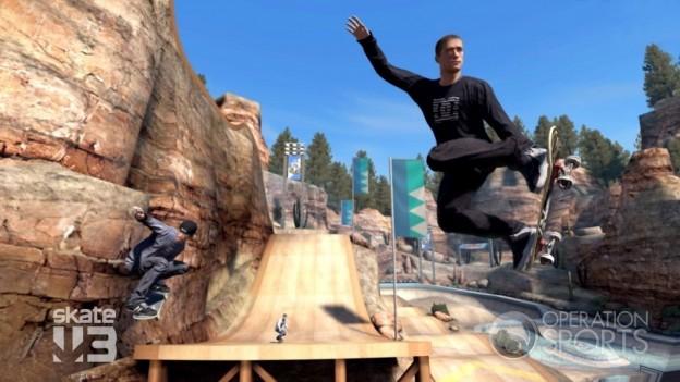 Skate 3 Screenshot #14 for Xbox 360