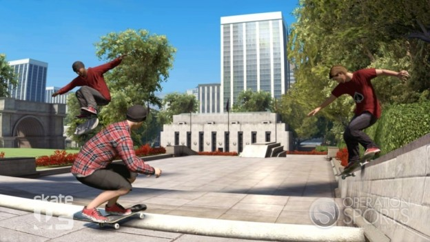 Skate 3 Screenshot #15 for Xbox 360