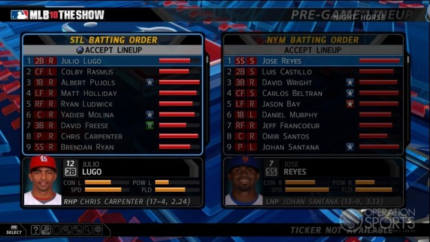 MLB '10: The Show Screenshot #112 for PS3