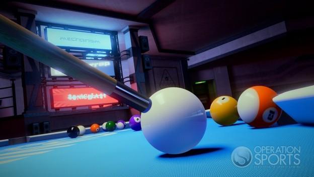 Hustle Kings Screenshot #2 for PS3