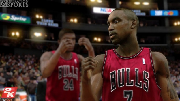 NBA 2K8 Screenshot #1 for Xbox 360