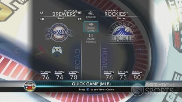 Major League Baseball 2K10 Screenshot #59 for Xbox 360