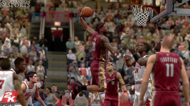 NBA 2K8 Screenshot #2 for Xbox 360