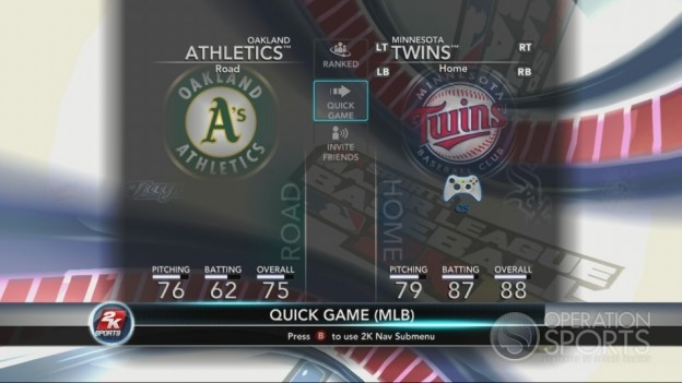 Major League Baseball 2K10 Screenshot #62 for Xbox 360