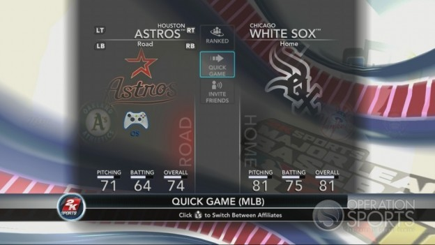 Major League Baseball 2K10 Screenshot #63 for Xbox 360