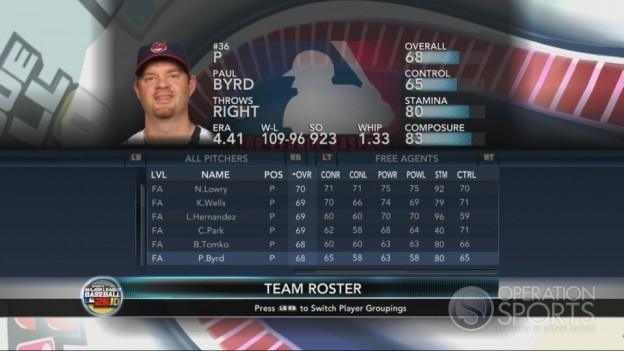 Major League Baseball 2K10 Screenshot #65 for Xbox 360