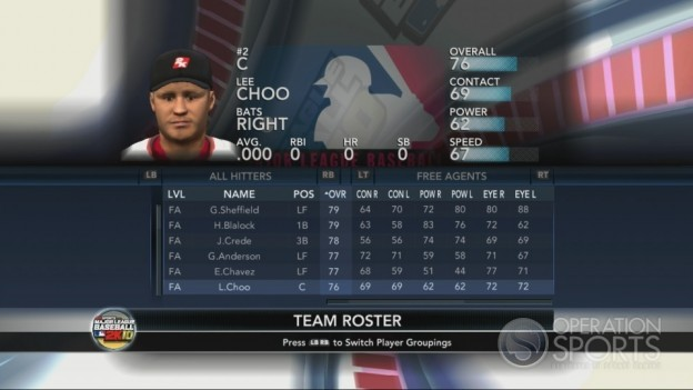 Major League Baseball 2K10 Screenshot #69 for Xbox 360