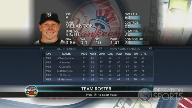 Major League Baseball 2K10 Screenshot #71 for Xbox 360