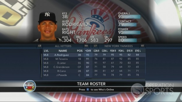 Major League Baseball 2K10 Screenshot #75 for Xbox 360