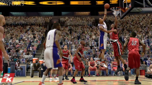 NBA 2K8 Screenshot #4 for Xbox 360