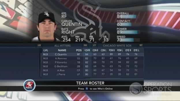 Major League Baseball 2K10 Screenshot #80 for Xbox 360