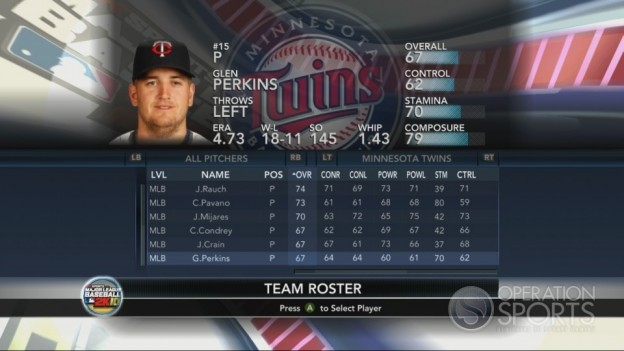 Major League Baseball 2K10 Screenshot #81 for Xbox 360