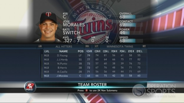 Major League Baseball 2K10 Screenshot #83 for Xbox 360
